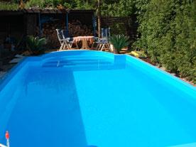 Polypropylen-Pool