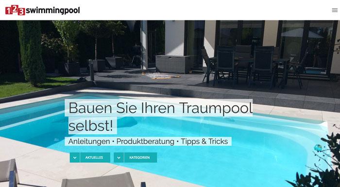 123swimmingpool Pool-Blogseite
